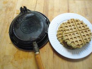 Texsport Waffle Iron