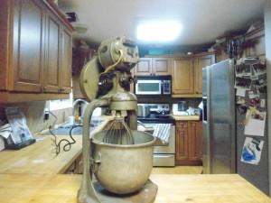 Vintage Hobart C210 Stand Mixer