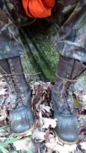 L.L Bean boots p the ultimate bush boot